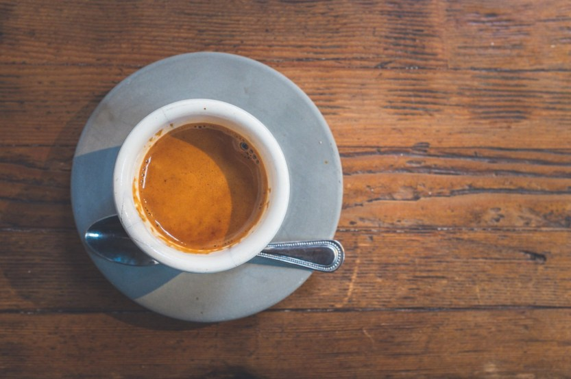 Teeny espreso cup